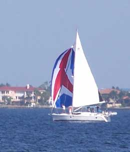 Charlotte Harbor has been named in the Top 10 Best Sailing Destinations by Sail Magazine.